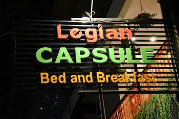 Legian CAPSULE