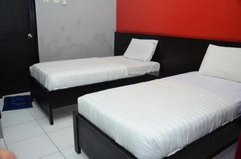 Mandiri Hotel Banjar - Standard Twin Room Breakfast Regular Plan
