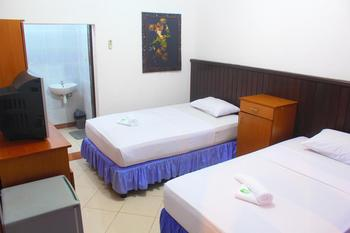 New Asta Graha Bali - Deluxe Double or Twin Room with Pool View Regular Plan