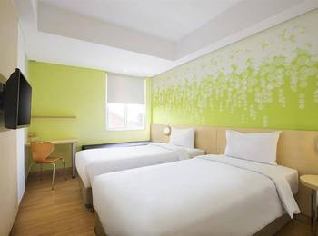 Zest Hotel Legian Bali - Zest Twin Room - Room Only Regular Plan