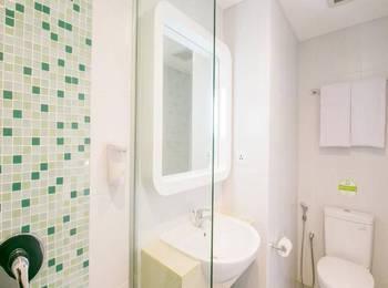 Zest Hotel Legian - Zest King or Twin Room Regular Plan