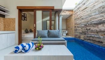 Paisa Seminyak Living Bali - One Bedroom Plunge Pool Villa SAFECATION