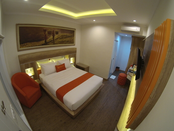 The Nyaman Bali Bali - Deluxe Double / Twin Room Breakfast KUTA BEACH LOVER  55%