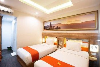 The Nyaman Bali Bali - Deluxe Twin Room Only Regular Plan