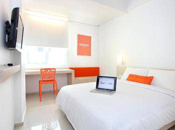Zuri Express Palembang - Express Double Room Only Regular Plan
