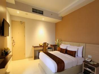 Hotel Syariah Solo - Fathimah (Deluxe Room) - Room Only Regular Plan