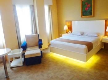 Sapadia Hotel Siantar Pematangsiantar - Deluxe Room Regular Plan