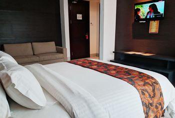 Sapadia Hotel Siantar Pematangsiantar - JUNIOR DELUXE DOUBLE (INCLUDE BREAKFAST) Regular Plan