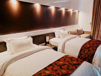 Sapadia Hotel Siantar Pematangsiantar - EXECUTIVE TWIN (INCLUDE BREAKFAST) Regular Plan