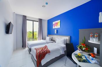EL Hotel Malang - Standard Twin Room Only Regular Plan