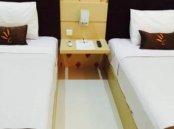 Hotel Surya Lombok - Superior Room One Person Only Regular Plan