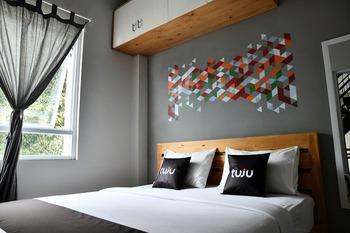 Tuju WK Homes Syariah Jakarta - Standard Double Room Only NR Min 2N NR 40%