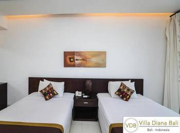 Villa Diana Bali - Standard Room Only Last Minutes Discount 43%
