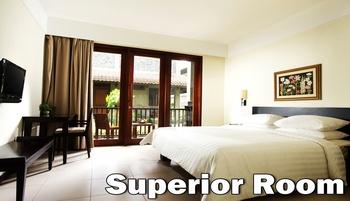 Ketapang Indah Hotel Banyuwangi - Superior Room FIRE DEAL 40% OFF