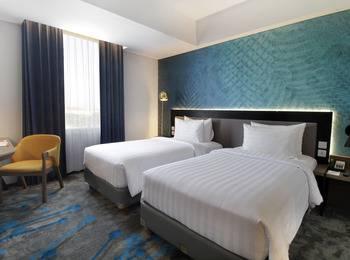 Swiss-Belinn Airport Surabaya Surabaya - Deluxe Twin Room Only Regular Plan