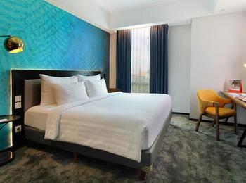 Swiss-Belinn Airport Surabaya Surabaya - Deluxe Queen Room Only Regular Plan