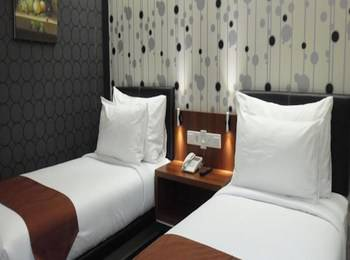 Citihub Hotel Jogja - Diamond Twin Room Only Regular Plan