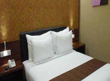 Citihub Hotel Jogja - Diamond King Room Regular Plan