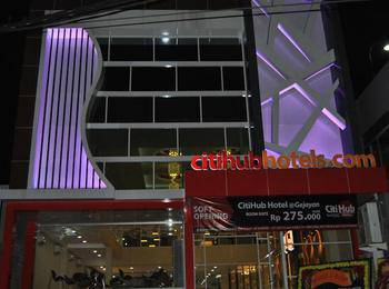 Citihub Hotel @ Gejayan Jogjakarta