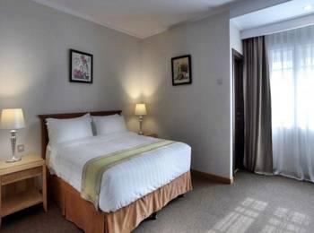 Menumbing  Heritage Hotel Pangkalpinang - Deluxe Queen Room Only Regular Plan