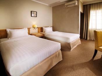 Menumbing  Heritage Hotel Pangkalpinang - Superior Twin Bed Room With Breakfast Regular Plan