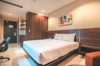 Prasada Mansion Sudirman Jakarta - Deluxe Double Room Regular Plan