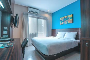 Prasada Mansion Sudirman Jakarta - Standard Double Room Regular Plan