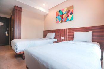 Prasada Mansion Sudirman Jakarta - Standard Twin Room Regular Plan