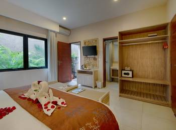Natya Hotel Gili Trawangan Lombok - Deluxe Room Always On