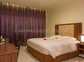 Bahamas Hotel Belitung - Deluxe non Sea View Room Special Promo 46% OFF
