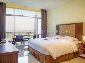 Bahamas Hotel & Resort Belitung Belitung - Deluxe Sea View Room Regular Plan