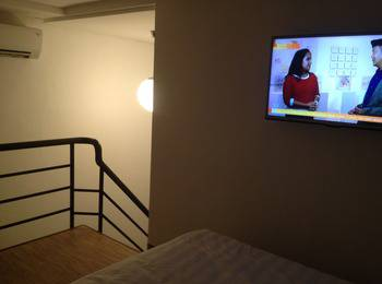Sare Hotel Jakarta - Executive Room Regular Plan