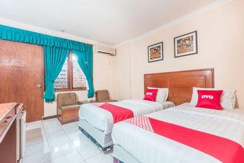 OYO 1383 Taman Cibinong 2 Bogor - Standard Twin Room Regular Plan