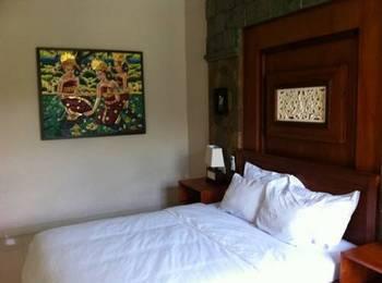 Panorama Cottage II Bali - Kamar Deluxe Regular Plan