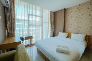 The Good Studio Brooklyn Apartment By Travelio Tangerang Selatan - Studio 22%