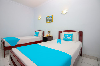 Airy Eco Ujung Pandang Latimojong Square Nico Makassar Makassar - Standard Twin Room with Breakfast Special Promo Sep 33