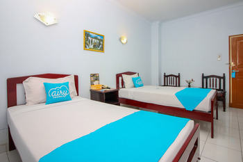 Airy Eco Ujung Pandang Latimojong Square Nico Makassar Makassar - Standard Twin Room Only Special Promo Sep 33