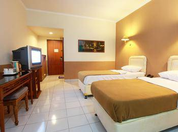 Alexander Hotel Tegal Tegal - Standard Room Regular Plan