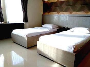 Alexander Hotel Tegal Tegal - Moderate Room Regular Plan