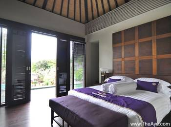 Toya Devasya Hot Spring Wellness Resort Kintamani - Family Pool Villa Basic Deal