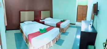 Grand Palem Hotel Batu Malang - Suite Room Regular Plan