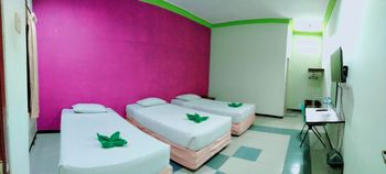 Grand Palem Hotel Batu Malang - Family Room Only Regular Plan