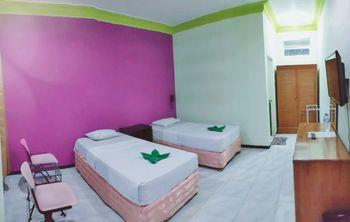 Grand Palem Hotel Batu Malang - Superior Twin Room Only Regular Plan