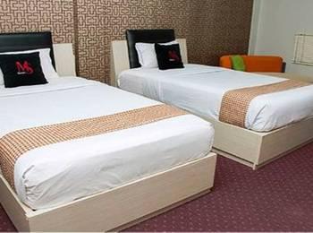 MS Hotel Ciwidey Bandung - Deluxe Room Regular Plan