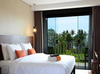 The Edelweiss Ultimo Bali Bali - Suite Pool View Room Only Regular Plan