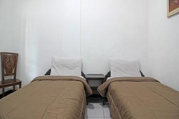 Nirwana Hotel Yogyakarta - Twin Room Regular Plan