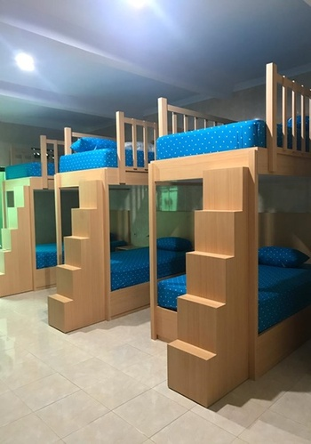 ADARO Homestay Yogyakarta - Family Room (Bunk Bed for 6 Person) Regular Plan