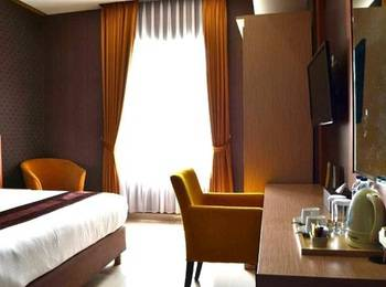 Grand Dian Boutique Hotel Cirebon Cirebon - Deluxe Room Regular Plan