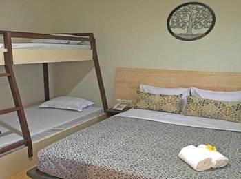 River Walk Boja - BSB City (Urban Camp) Kendal - Family Room (sharing bathroom) Regular Plan