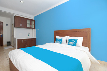 Airy Eco Cibubur Jambore SMP 147 Jakarta Jakarta - Superior Double Room Only Special Promo Sep 50